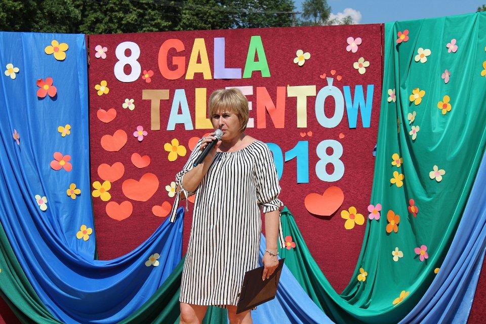 VIII Gala Dziecięcych Talentów 2018