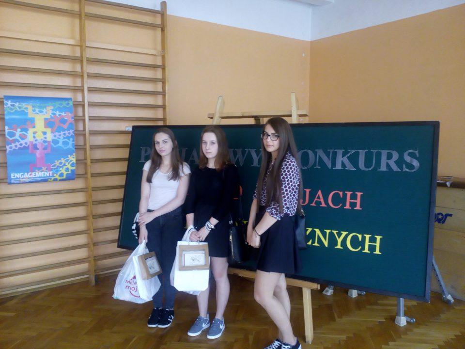 Konkurs wiedzy o krajach niemieckojęzycznych